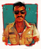 Singham by michaelfirman