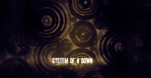 System of a Down by JoaoPedroPG