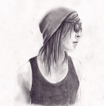 Vic Fuentes 8 by xpaperstarx