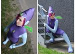Winx - Techna on the lookout by Gwan-chan