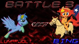 Pony Kombat New Blood 3 Round 2, Battle 3 by Macgrubor