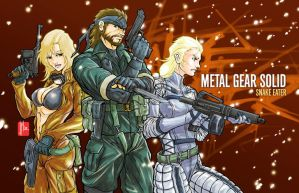 MGS3 by artofJEPROX