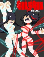 Kill la Kill by fangurley