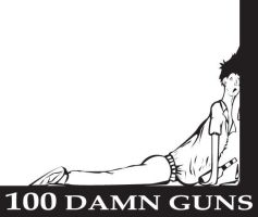 100 Damn Guns 4 by Kaijubait