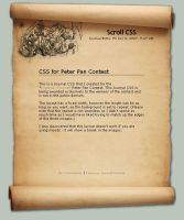 Scroll CSS by chasing-butterflies