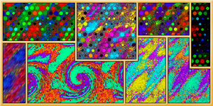 Color Crazy Patterns by allison731