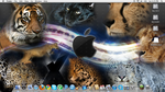Current Hackbook Pro Desktop by charmanderfan7
