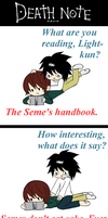 The Seme's handbook part 1 by bettinaminamino