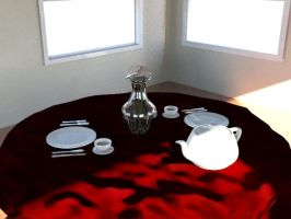Table Setting Midterm by Box787