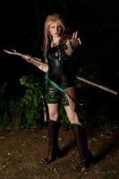 Tenel Ka Djo costume 4 by RebelAllianceBarbie