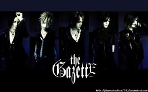 The Gazette wallpaper 2 by hamsterchan155