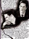 Aaron Hotchner by thanhec