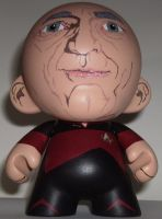 Picard munny large picture by Calcifer-Boheme