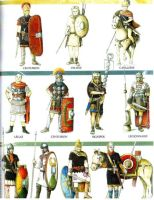 Roman Army Evolution Part 1 by Fall3NAiRBoRnE