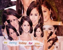Selena my love by ObeyBieberTeen