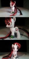 My Little Pony Custom: Blackjack by Rayne-Is-Butts