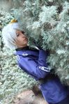 Lonely- Prussia cosplay by Voldiesama