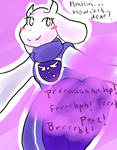 Toriel Numero 2! by KirbyTheBluestBlue