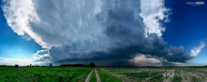 Come the supercell by NorbertKocsis