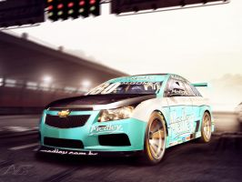 Cruze Stock Car by NeneDs