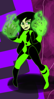 Shego by ELECTRIKSH0CK