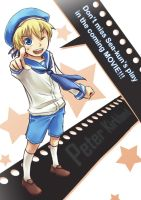 APH - Sea in the MOVIE by KoujiT