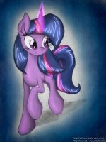 Twilight in her glory. by Ap0st0l