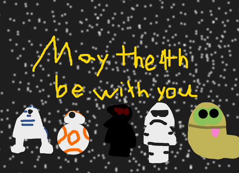 May 4th blobs by mlpspixieproductions