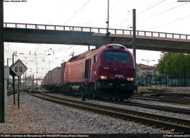 TK 6006 on full power 040412 by Comboio-Bolt