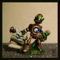 Mechama Miniature by Siobhan68