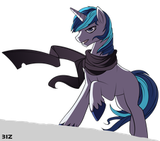 Shining Armor by Vectorpone