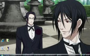 Black Butler II Desktop 18 by naga07