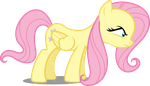 Vector #53 - Fluttershy #4 by DashieSparkle