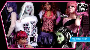 Monster High! by NikitaCosplay
