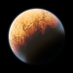 My first successfully tutorial: a exoplanet by TandoujiVit