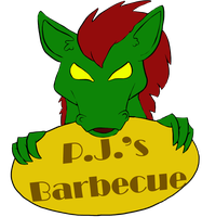 PJ's Barbecue by Pure-Escapism
