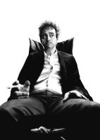 Gustavo Cerati by GuillermoMuller