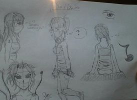 .::Son/Christina Page::. by XMayaChasesCookiesX