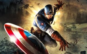 Captain America 2012 by face2ook