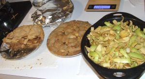 Apple Pies finished by dtf-stock