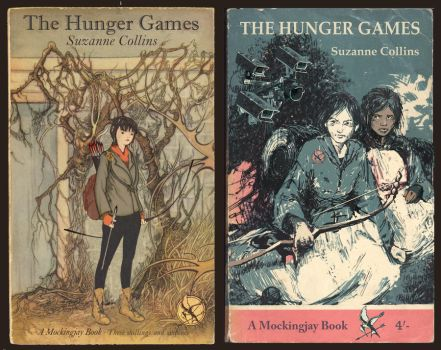 The Hunger Games (from Puffin) by Kate-Kyrillion