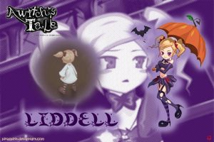 A witch tale:Liddell by Pikaspirit