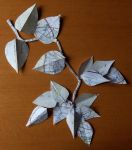 Leaves Of A Map by graphic-rusty