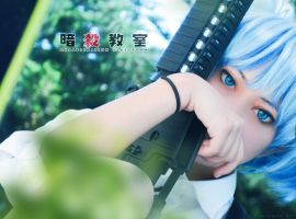 Nagisa Shiota Cosplay #2 (Assassination Classroom) by EmaReoNervosityDraws