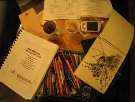 tools and study by evil-hanzel
