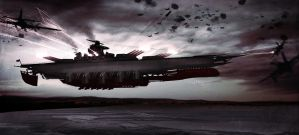 Dreadnought I.C.A.S. Traflagar by Lionel23