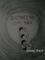 Sometimes they come back OTH by labeled-black