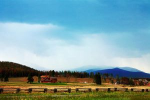 Fraser, CO by dapen