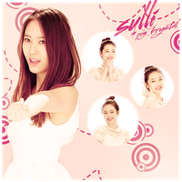 Sulli and Krystal (f(x)) - pack png(render) by michiru92