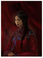 red room by thuyngan